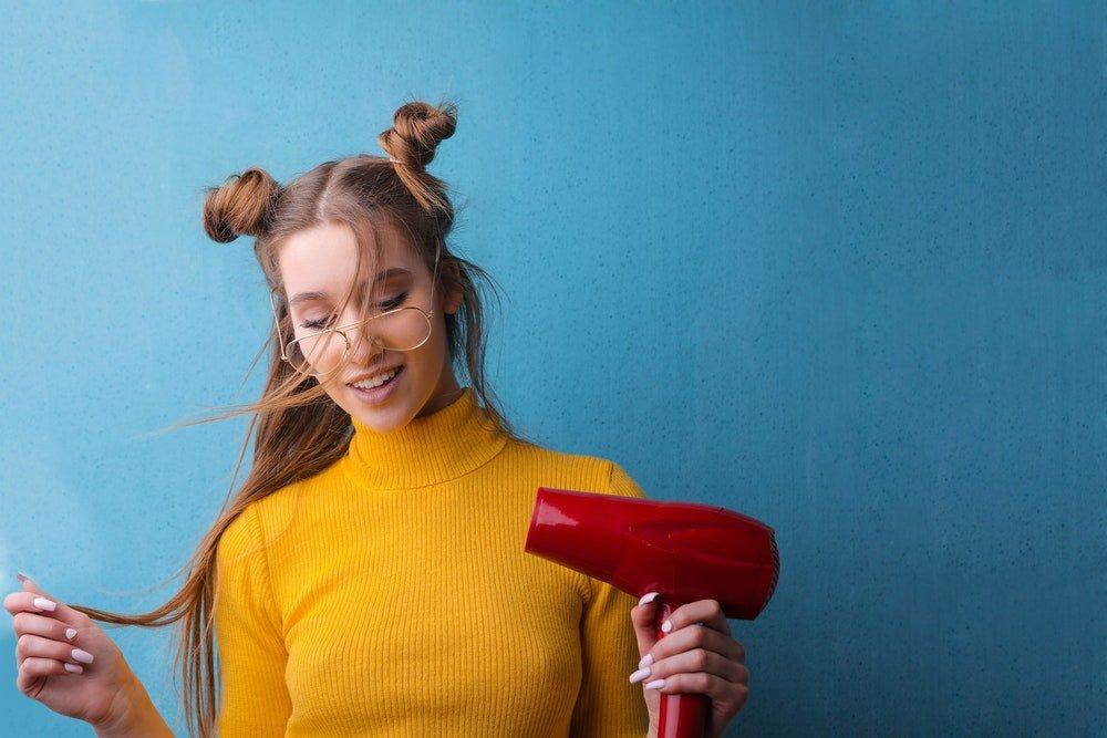 quietest hair dryer